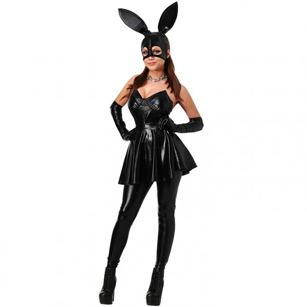 Rabbit Outfit Bunny Girl Cosplay Adult Costume