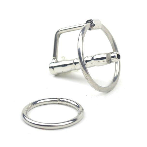 Metal Glans Ring