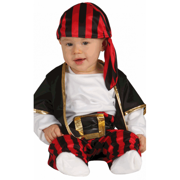Pirat Baby Costume