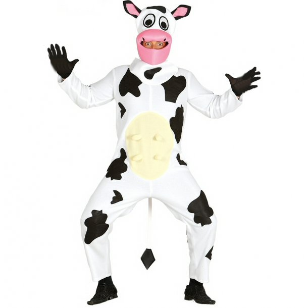Cow Costume Adult
