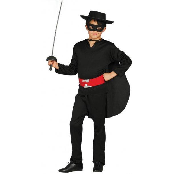 Zorro Costume Child