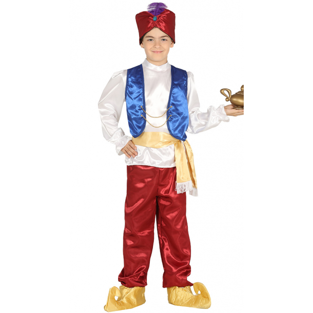 Aladin Costume Child
