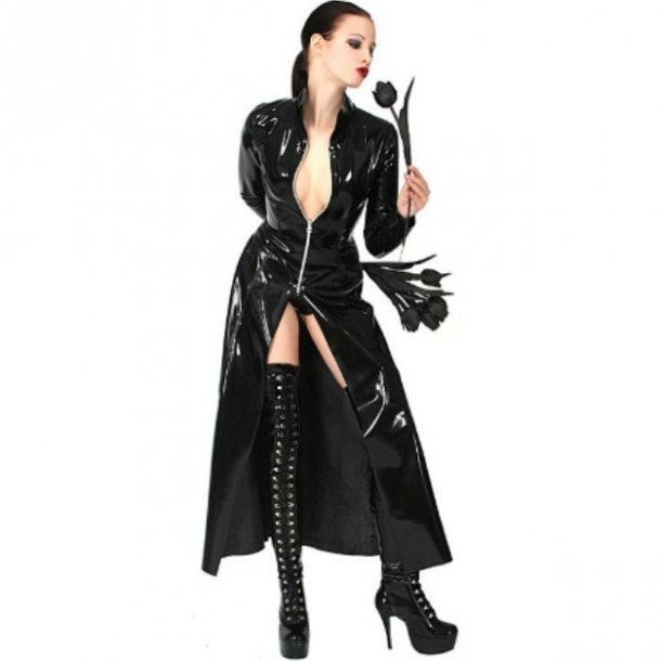 Matrix Look Long Coat