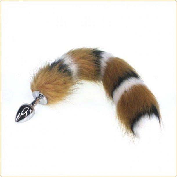 Fox Tail Metal Butt Plug