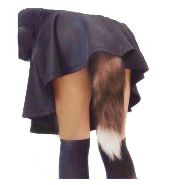 Fox Tail Butt Plug