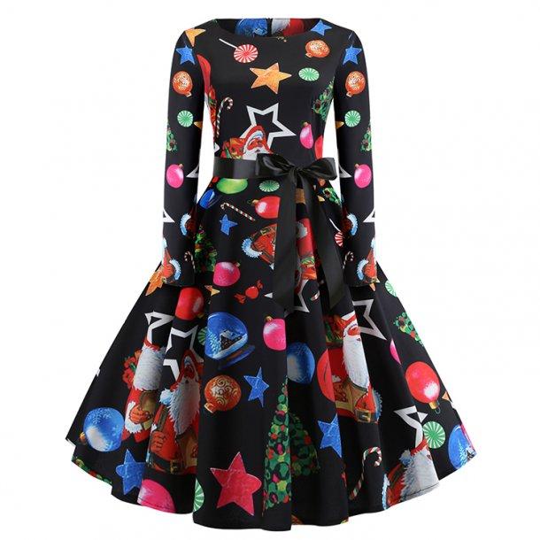 Christmas Midi Dress