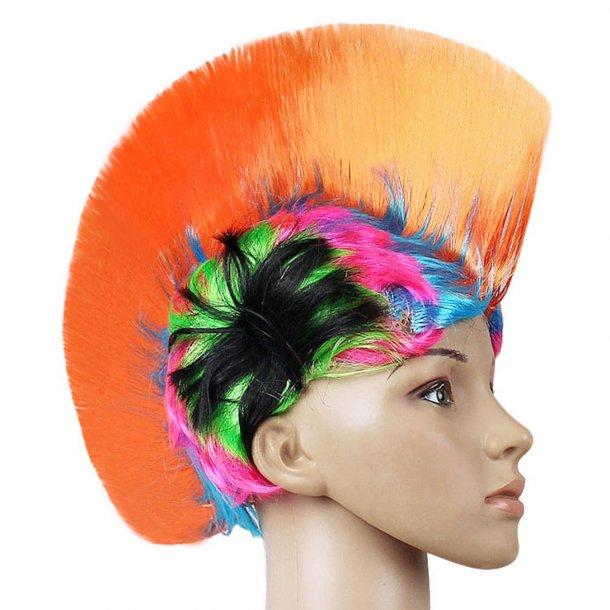 Punk Headdress Carnival Party Wig