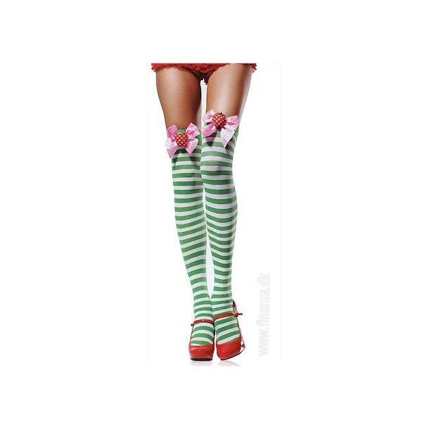 Green Stockings Stayup