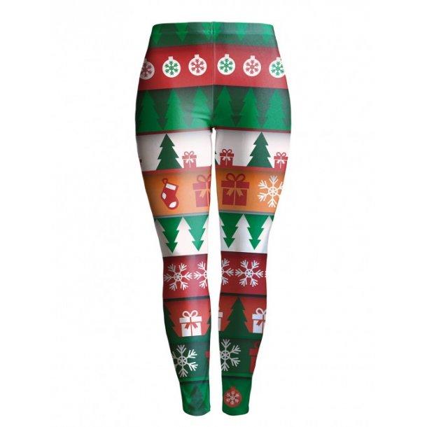 Christmas Leggings Women