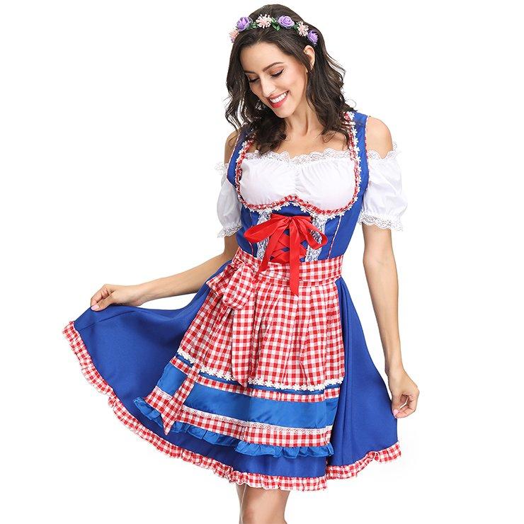 Størrelser store oktoberfest kostume Oktoberfest kostumer
