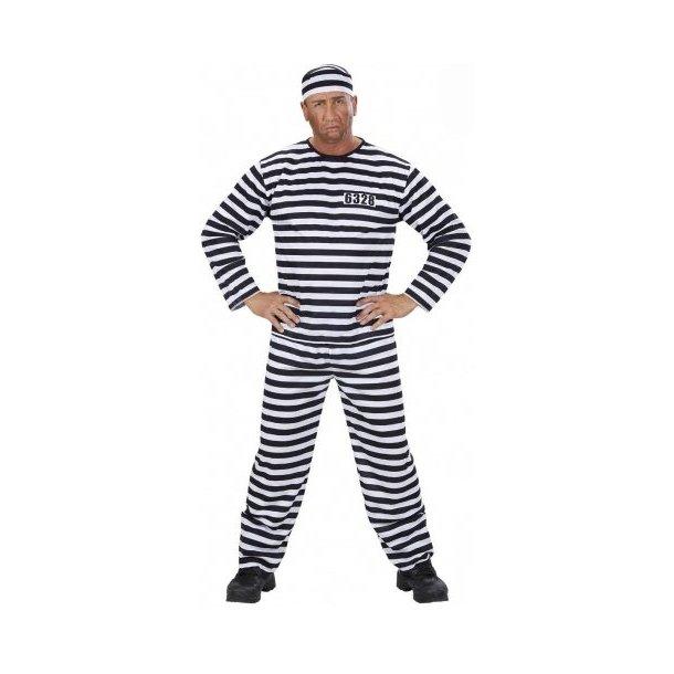 Prison Clothes Costume