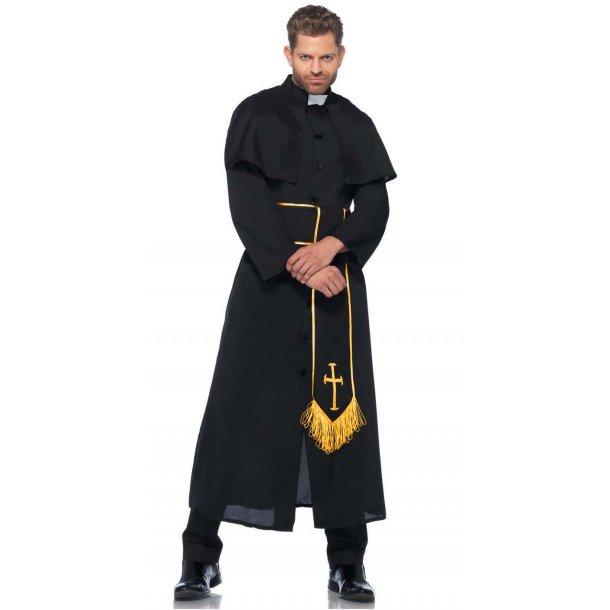 Priest Adult Men's Costume