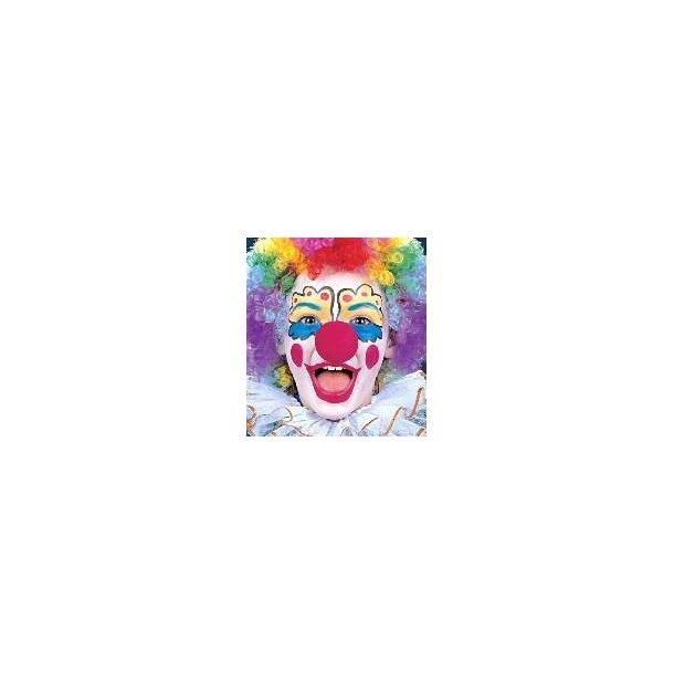 Clown nose foam accessory for costume