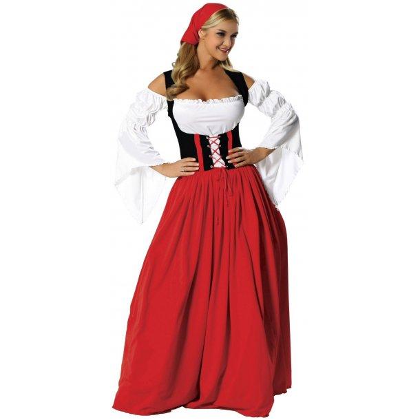 Tyroler tøj store størrelser