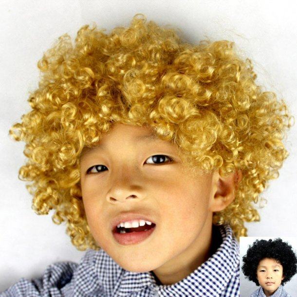 Wig for Adult and Child