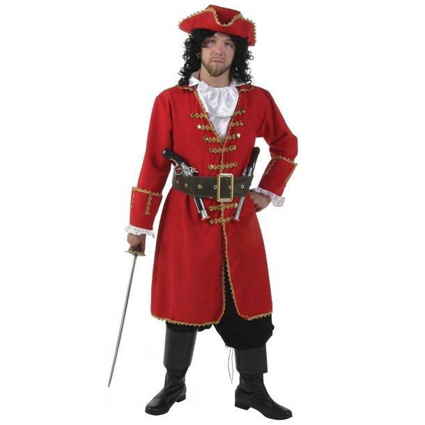 kaptajn kostume