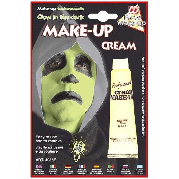 selvlysende makeup