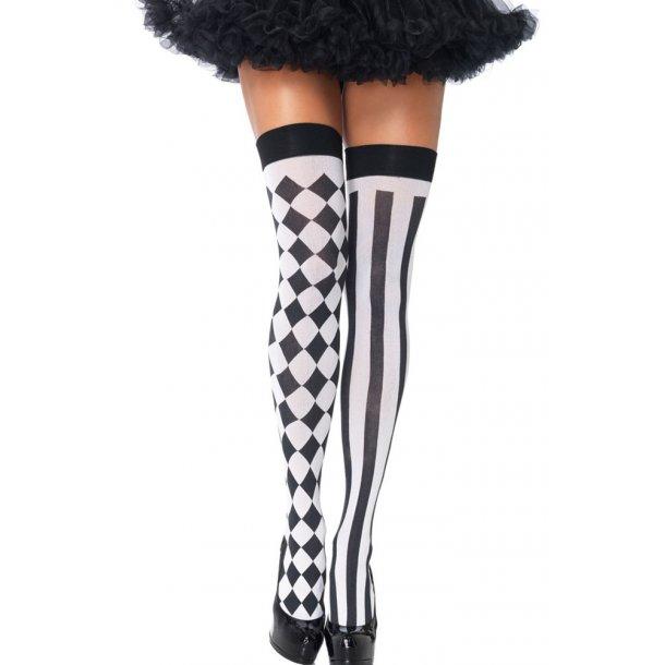 Harlequin Stayup Stockings